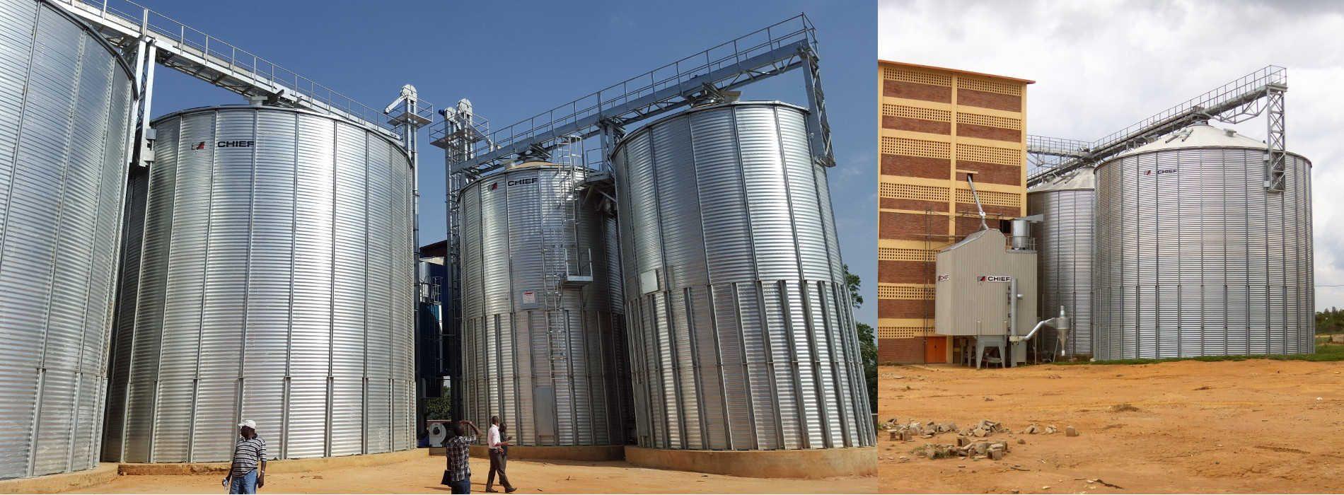 Strategic Grain Storage
