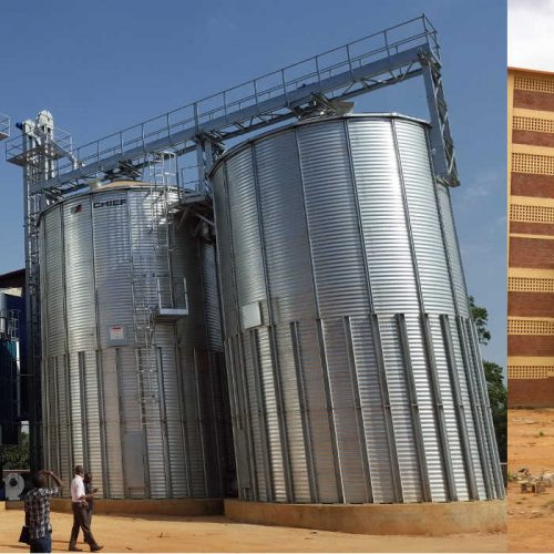 Strategic Grain Storage