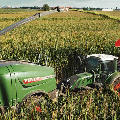 AGCO's Future Farm to drive on-farm mechanisation