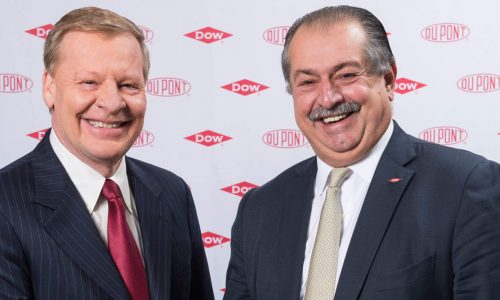 Dow, DuPont's merge sails through
