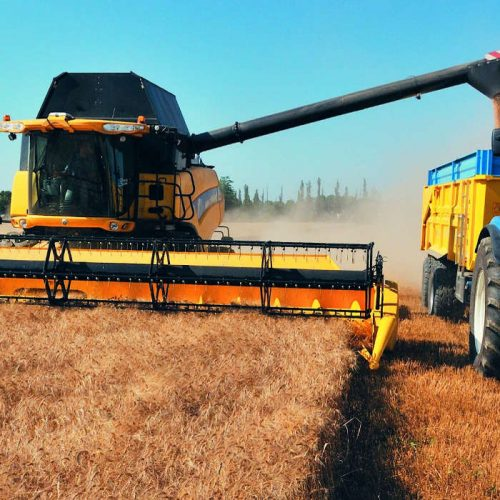 New Holland, The Climate Corporation partner