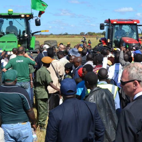 Lungu to open Agritech Expo Zambia