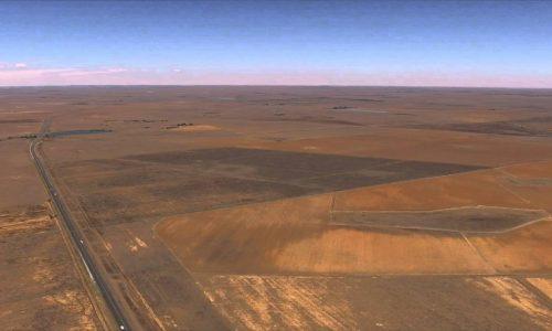 Drought hits SA's Free State