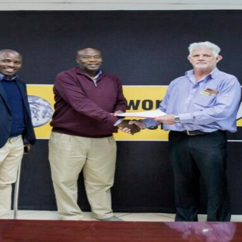 Barloworld Equipment Partners with Village Water Zambia