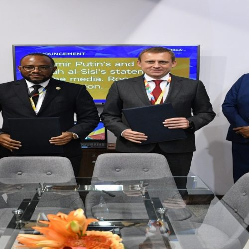 Russia signs MoU to set up a fertilizer production complex in Angola