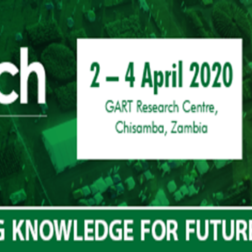 Preps for the AgriTech Expo 2020 in full swing